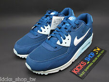 DS 2015 SLY NIKE WMNS AIR MAX 90 ESSENTIAL 616730-400 NSW AM BLUE FORCE ICE CUBE