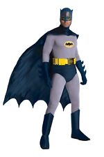Deluxe 1960's CLASSIC BATMAN Adam West Grand Heritage Costume Adult