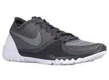 MENS NIKE FREE TR TRAINER 3.0 V4 TRAINERS CROSS TRAINING SHOES DARK GREY / METAL