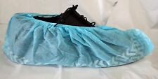 Disposable Shoe Covers Nonskid / Medical Booties Size Large Sizes 7-10 Blue NEW