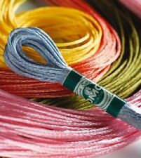 DMC Satin Embroidery Thread - Full range available - BUY 5 GET 1 FREE