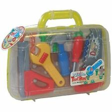Toolcase - Set of Play Tools - Great Toy for Pre-school Kids - Christmas Gift