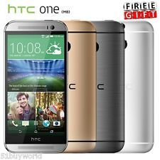 """5"""" Original HTC One M8 32GB Factory Unlocked Android MIUI V5 4G LTE Smartphone"""