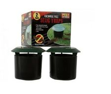 4 / 8 SLUG SNAIL BEER SAFE EASY TRAP TRAPS NO CHEMICALS GARDEN SOIL GRASS BEER