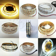 Super Bright LED Strip Light 3528 2835 5050 5630 7020 12V Waterproof Non IP65 67