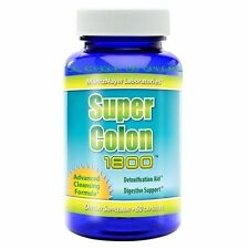 Super Colon 1800 Maximum Cleanse Body Cleansing detox weight loss Diet