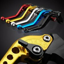 Clutch Brake Levers fit for Yamaha XJ6 DIVERSION ABS 2004-2012 6 Color Options