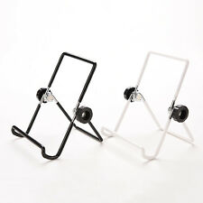 """1X Portable Foldable Adjustable Stand Holder For iPad Air 7""""~10"""" Tablet PC JBUS"""