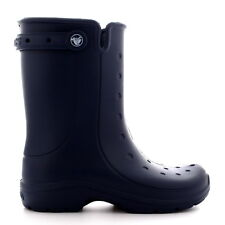 Unisex Adults Crocs Reny II Wellies Snow Rain Winter Wellingtons Boots All Sizes