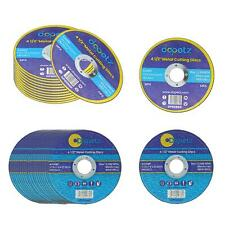 """115mm 4.5"""" Ultra Thin Metal Cutting Disc 4 1/2"""" Steel & Stainless Quality 1mm"""