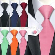 Men's Boys Silk Dress Ties Necktie Classic Handmade Jacquard Woven Neck tie  E48