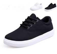 Women's Girls Comfort Breathable Flats Sport casual Sneakers Canvas Shoes VB09
