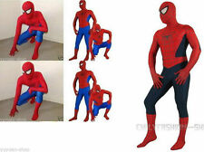 Lycra Spandex Full Body Sexy  Catsuit  Party Body Spiderman Zentai Costumes