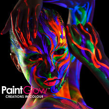 UV HD Paint Liner - UV reactive, fluorescent, neon, party, special effects, make