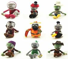 2016 New Lots Of Styles Plants VS Zombies Toy Soft Plush Stuffed Dolls Toys PVZ
