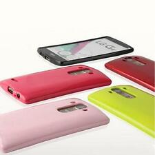 Ultra-thin Durable Smooth Silicone Rubber Soft Skin Cover Case for LG G3 G4 G5