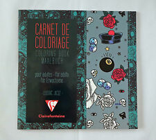Adult Colouring Book Ideal For Tattoo Enthusiast - Superb Quality