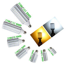 Energy Saving E27 E14 15W 12W 8W 5W SMD 5050 LED Light Corn Lamp Bulb