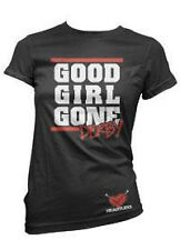 New Heartless Good Girl Gone Derby T-Shirt Heartless