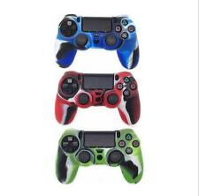 Colorful A Silicone Rubber Soft Case Skin Cover for PlayStation 4 PS4 Controller