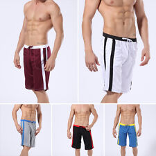 Hot Men's Casual Baggy Jogging Gym Sport Trousers Sweat Pants Athletic Shorts