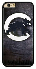 Chicago Cubs MLB Baseball Phone Cover Case for Touch/ iPhone/Samsung/LG/Sony New