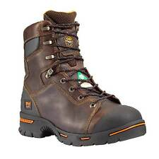Men's Timberland PRO 52561  Endurance 8-Inch Steel Toe Work Boots