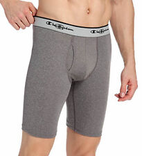 """Champion CPU9 Tech Performance Athletic Fit 9"""" Long Boxer Brief"""