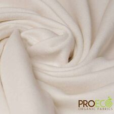 ProECO Organic Cotton French Terry Fabric 300 GSM (Made in USA)