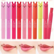 TONY MOLY Petite Bunny Lip Gloss Bar 9 Colors(#1#2#3#4#5#6#7#8#9) Free Shipping
