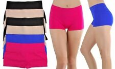 NEW Danskin Now Girls Active Woven Running Loose Shorts Dri-more Tech XS S M