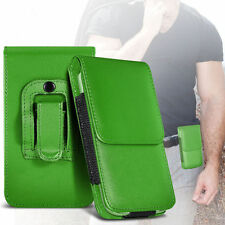 Soft PU Leather Pouch Belt Holster Case Cover For Samsung Galaxy S4 i9500
