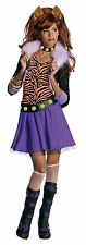 Monster High Clawdeen Wolf Costume by Rubies 884788 New