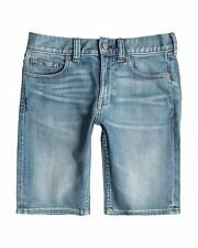 NEW DC Shoes™ Teens 10-16 Washed Straight Denim Shorts DCSHOES