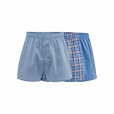 The Collection Mens Pack Of Three Blue Patterned Print Boxers From Debenhams