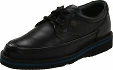 NEW Hush Puppies Men's Mall Walker Oxford H18914 Black Leather