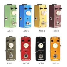 Aroma A wide Variety of Guitar Effect Pedal Chorus Distortion Overdrive H4G8