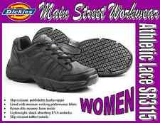 Dickies Women's Slip Resisting Athletic Lace Work Shoes SR3115
