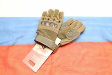 Russian army Splav Rage tactical gloves full finger olive