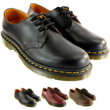 Womens Dr Marten 1461 Retro Classic Leather Lace Up Vintage Flats UK Sizes 3-8