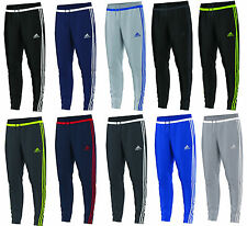 Men's Adidas Training Pants Tiro 15 Athletic Soccer Sport All Colors Size XS-2XL
