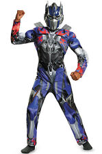Brand New Transformers 4 Age of Extinction Optimus Prime Muscle Child Costume