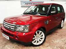 2008/08  Range Rover Sport 4.2 V8 Supercharged auto HSE *VERY LOW MILES*