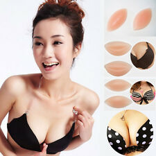 HOT Mini Silicone Breast Lift Enhancer Gel Bra Inserts Pads Push Up New Pads CN