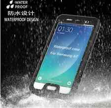 For Samsung Galaxy S7 & edge Water Dust Shock snow Proof case Cover Defender