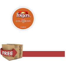 Folgers 2.0 K-CUPS Gourmet LIVELY COLOMBIAN Keurig Coffee 216 Count