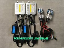 LOW BEAMS H11 35W CANBUS M8 NO ERROR SLIM XENON HID KIT 04-06 FOR MDX