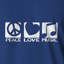 Peace Love Music Festival Tee Shirt Clothing Clothes Reggae Singlet Tank Top