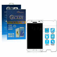 Tempered Glass /PET Clear Screen Protector For Samsung Galaxy On5 On7 S7 J3 E7