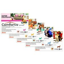 COMFORTIS Flea Treatment for Dogs (6-Chew Pack)-FREE SHIP